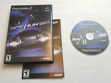 SpyHunter Greatest Hits (Sony PlayStation 2, 2002) tested working free shipping