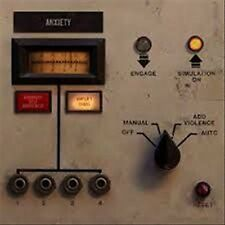 NINE INCH NAILS ADD VIOLENCE E.P. CD (October 13th, 2017)