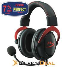 Kingston HyperX Cloud II 7.1 Channel USB Gaming Headset - Black/Red