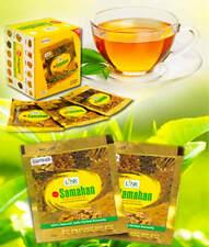 100 Bags - Original Ayurvedic Herbal SAMAHAN  Tea Natural Drink for Cough & Cold