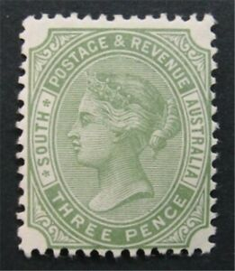 nystamps British Australian States South Australia Stamp # 78 MOGH     S24x1578