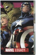 MARVEL LEGACY #1 1ST PRINT COVER A GATE-FOLD COVER ONE SHOT 2017 NM
