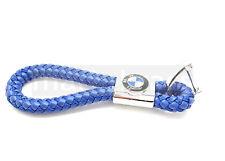 BMW Blue Style Trendy Premium Key Ring 1,3,5,6,7,X,M series