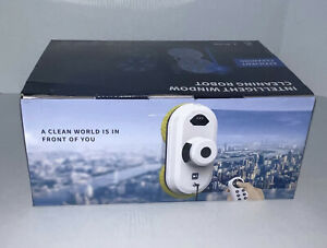 Intelligent Glass Window Cleaning Robot For High/Big Window 2.4GHz Remote Cont.