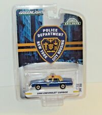 Greenlight 1//64 1989 chevrolet caprice NY transit authority police NIB