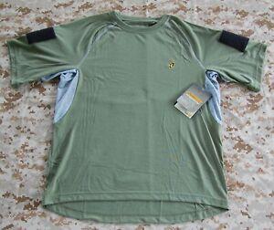 OD Ironclad DRI-T Shirt Custom Official Loop Sleeves XL NSWDG DEVGRU SEAL NS