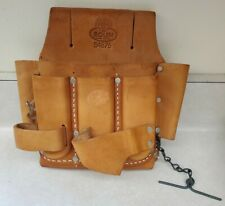 Bolen Leather Products S4875 Multiple Tool Holder Tool Belt Pouch - Used