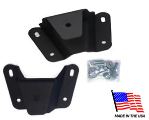 """Ford F150 F100 1973-1996 2"""" Drop Kit Leveling Lowering Hangers"""