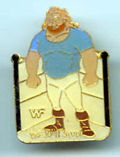 Big John Studd WWF Wrestling Pin- Vintage