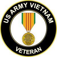 "US Army Vietnam Veteran 5.5"" Window Sticker Decal 'Officially Licensed'"