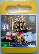 DVD The TREACLE PEOPLE - Sticky Like Us! Vol. 1 Treacle Trouble & Other Stories