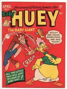 BABY HUEY   2     AUSTRALIAN HARVEY FILE COPY    1955