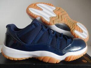 Nike Air Jordan 11 XI Low Retro Navy