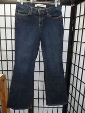 Gap Ultra Low Rise Stretch Blue Jeans Size 4 Ankle..........................Z246
