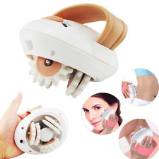 Hand -held Body Anti-Cellulite Slimming Massager 3D Rotating Massage Beauty Tool