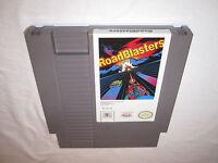 RoadBlasters (Nintendo NES) Game Cartridge Excellent!