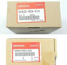 Genuine OEM Honda 38900-RZA-014 & 38924-RWC-A02 A/C Compressor Clutch Set w Coil