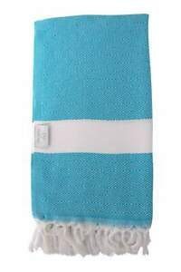 Plush Yarn Diamond Peshtemal Turkish Made Bath / Beach Towel, 100% Authentic ...