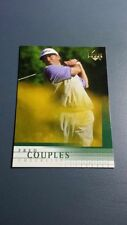FRED COUPLES 2001 UPPER DECK GOLF CARD # 198 B7466