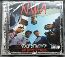 N.W.A - Straight Outta Compton (20th Anniversary Edition) (CD 2007) New/Sealed