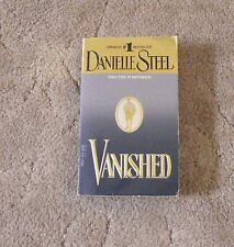 Vanished by Danielle Steel (1994, Paperback)