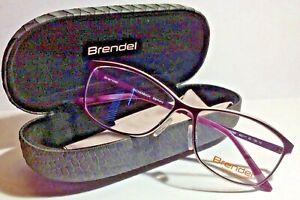 BRENDEL Brille Eyeglasses Occhiali Mod 902111 Damen Metall NEU
