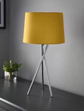 Tripod Table Lamp - White, Ochre, Grey or Black