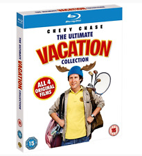National Lampoon Vacation Boxset: Christmas, Europe and Vegas Vacation (Blu-ray)