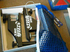 DHS high end P145 ping pong Table Tennis net & post set, the Best Level model