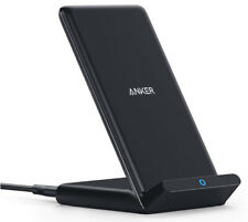Fast Wireless Charger 10W Anker Power Port Charging PowerWave Stand Qi-Certified