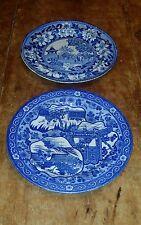 Two x Vintage Oriental Plates.
