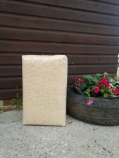 5kg bales of super soft dust extracted wood shavings .