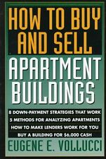 How to Buy and Sell Apartment Buildings by Eugene E. Vollucci