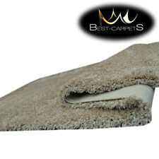 Thick, Soft and Tight Carpet Narin Beige 2in Rugs on Dimensions Large Sizes
