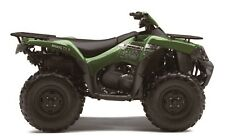 KAWASAKI KVF650 Brute Force ATV SERVICE , Owner's & Parts Manual CD