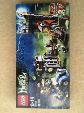Lego 9466 - Monster Fighters  Crazy Scientist  - 2012 - Factor Sealed - New