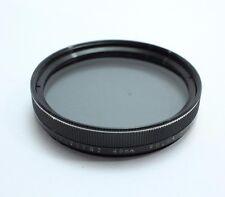 Vintage Vivitar 49mm Circular Polarizer Filter in Hard Case Polarizing Japan