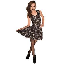 Insanity black gothic cross dress, alternative, gothic wear official merchandise
