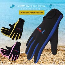 1.5mm Cold Swim Cold-proof Swimming-Scuba-Snorkeling Surfing Diving Gloves #AI