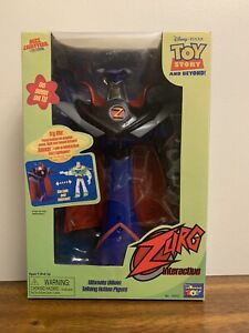 Toy Story And Beyond Interactive Zurg -  Rare Toy