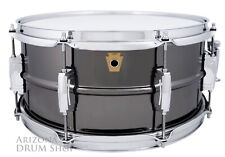 Ludwig USA Black Beauty 6.5x14  8 LUG Snare Drum LB415 - NEW  !