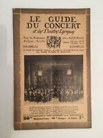 El Guía de La Concierto Y Las Teatro Letra Las Grandes Festivales De Montecarlo