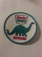 SINCLAIR DINO GASOLINE PATCH SMALL CREST SHAPE LOOK AND BUY THIS IS THE BEST!!