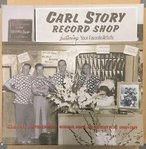 Carl Story - A Life In Rural Music 1942-1952  Bear Family 4CD box set 2001 NM