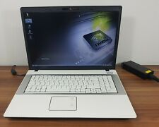 "Gaming Notebook 17"" WSXGA+ 1680x1050 nVidia GeForce 9300M GS 2x2GHz 750GB CLEVO"