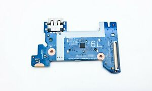HP 14-CM0011NA POWER SWITCH USB PORT CARD READER PCB 6050A2983901