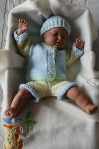 "16"" Baby Doll for Play or Reborn"