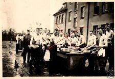 15107/ Originalfoto 9x6cm, nackte Soldaten, naked soldiers, Vintage Gay, WWII