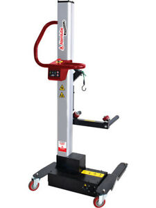 Alemlube Battery Operated Wheel Lift. Maximum Lifting Weight of 80kg (AA48020)
