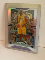 2019-20 Panini Prizm Silver Prizm #11 SHAQUILLE SHAQ O'NEAL GEM Mint LAKERS